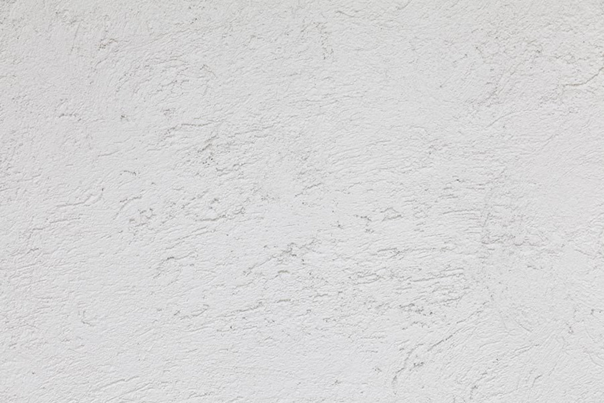 Grungy White Cement Background Wallpaper Mural