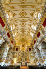 HDR Cathedral of Rio Mural Wallpaper