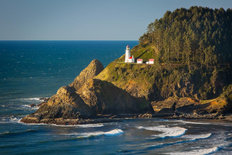 Heceta Head Lighthouse Wall Mural