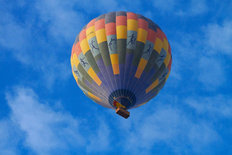 Hot Air Balloon (Wall) Wallpaper Mural