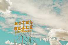Hotel Beale Mural Wallpaper