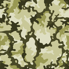 Military Camo Pattern Wallpaper