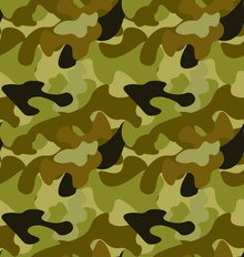 Army Camo Pattern Wallpaper
