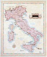 Italy (One Treasure Limited) Wall Mural