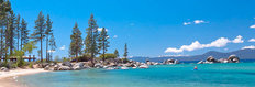 Lake Tahoe Mural Wallpaper