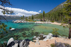 Lake Tahoe Vista Wallpaper Mural
