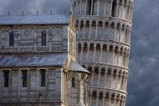 Leaning Tower, Pisa, Italy  Wallpaper Mural