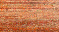 Light And Dark Red Brick Wallpaper Mural