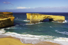London Bridge, Port Campbell, Australia Mural Wallpaper