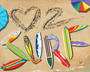 Love To Surf Wall Mural