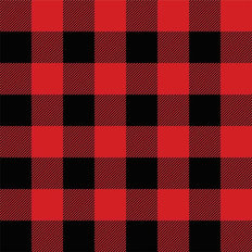 Lumberjack Plaid Pattern Wallpaper