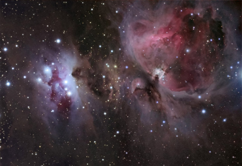 M42 Great Orion Nebula Wall Mural
