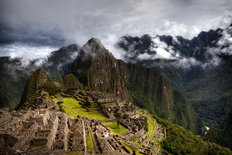 Machu Picchu Traditional Mural Wallpaper
