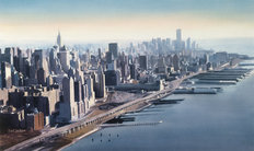 Manhattan Memories Wall Mural