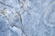 Blue-Grey Marble Wall Mural