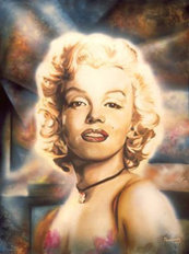 Marilyn Mural Wallpaper