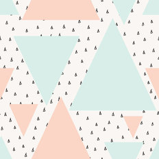 Modern And Stylish Geometric Design Wallpaper