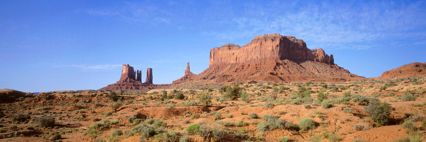 Monument Valley (Lawrence) Mural Wallpaper