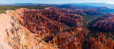 Morning View Of Bryce Canyon Wall Mural