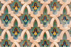 Moroccan Tiles 2 Wallpaper