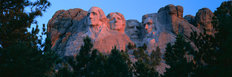 Mount Rushmore Mural Wallpaper