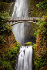 Oregon Proxy Falls Mural Murals Your Way