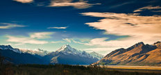 Mount Cook National Park Wall Mural