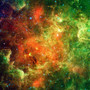 North American Nebula Wallpaper Mural