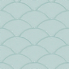 Ocean Wave Pattern Wallpaper