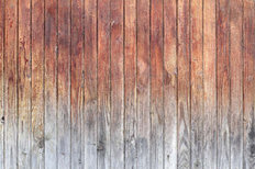 Old Weathered Wooden Planks Wallpaper Mural