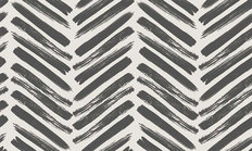 Painted Charcoal Herringbone Mural Wallpaper