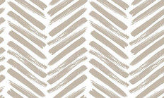 Painted Sand Herringbone Mural Wallpaper