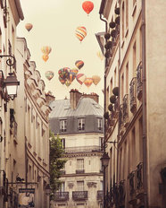 Paris is a Feeling Mural Wallpaper