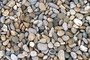 Pebbles And Stones Abstract  Wall Mural