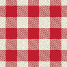 Picnic Plaid Pattern Wallpaper