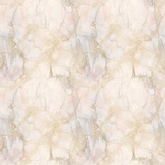 Soft Pink Marble Wall Mural