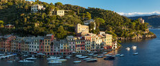 Portofino Morning Wall Mural