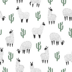 Prickly Llama Wallpaper