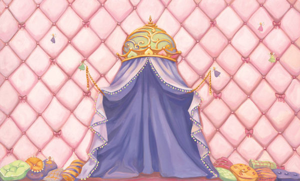 View larger image of EGI Princess Canopy