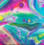 Psychedelia Wall Mural