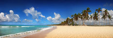 Punta Cana Beach Mural Wallpaper
