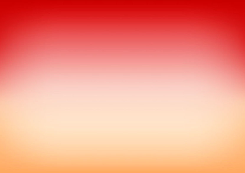 Red And Orange Ombre Mural Wallpaper
