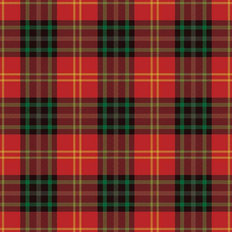Red And Green Tartan Pattern Wallpaper