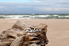 Relax (Haase) Mural Wallpaper