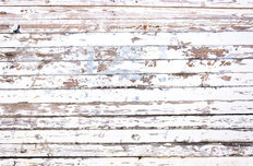Rustic White Wooden Panels Wallpaper Mural