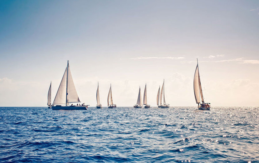 Sailing Voyagers