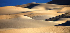 Sand Dune Formations in Death Valley Mural Wallpaper