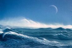 Sea Airs Mural Wallpaper