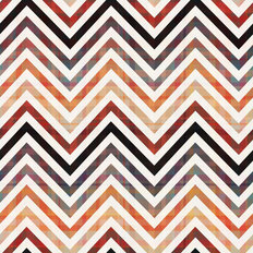 Plaid Chevron Pattern Wallpaper