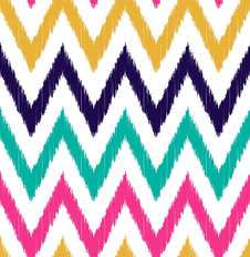 Seamless Chevron Pattern Wallpaper
